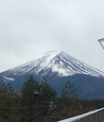 明け(2017/11/27 10:48)松山 里穂のブログ画像