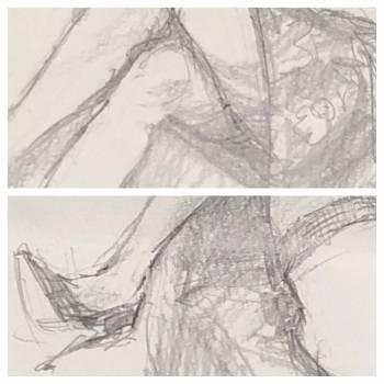 スケッチ(2018/12/07 13:07)天野 よつばのブログ画像