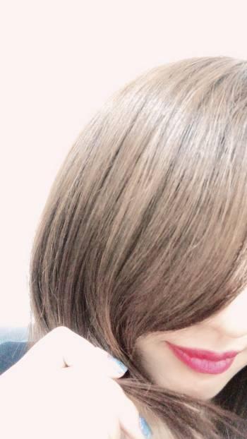 髪(2018/12/28 16:27)天野 よつばのブログ画像