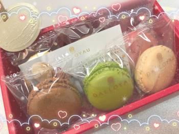 ✨マカロン✨(2018/12/14 13:01)片瀬 美沙のブログ画像