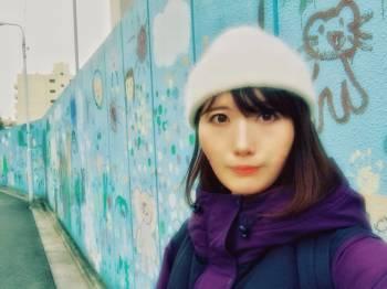下町・オブ・下町のストリートアートと、マイルドな物乞いにあった話(2020/02/28 19:54)天海 ゆきののブログ画像