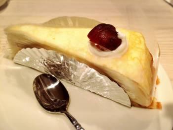 ケーキ(2017/10/21 22:16)朝倉 日向のブログ画像