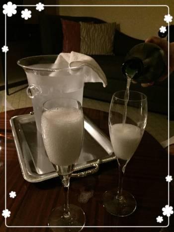 お呼ばれ‥ホテル(2017/07/26 15:58)大橋 ゆみのブログ画像