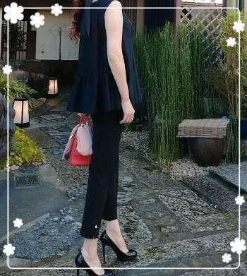 ビジネスカジュアル@ゆみ(2020/08/24 13:25)大橋 ゆみのブログ画像