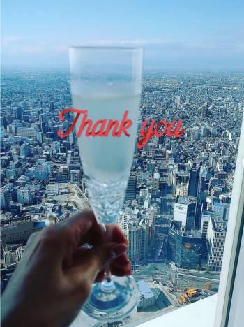 感謝@ゆみ(2021/02/23 12:10)大橋 ゆみのブログ画像