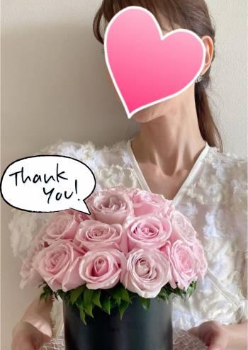お礼と6月@ゆみ(2021/06/02 13:21)大橋 ゆみのブログ画像