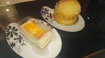 チーズケーキ(2017/07/02 19:43)岡沢 亜美のブログ画像