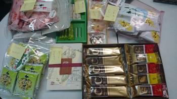 お菓子パラダイス。(2017/11/30 21:57)岡沢 亜美のブログ画像