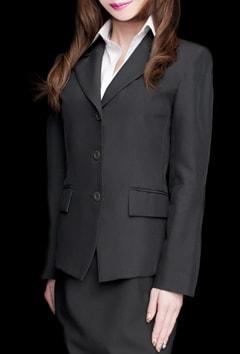 スーツ(黒)